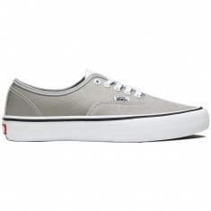Vans Authentic Pro Shoes - Drizzle/White