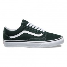 Vans Old Skool Shoes - Scarab/True White