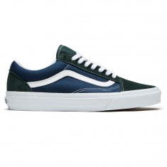 Vans Old Skool Shoes - Scarab/Dress Blues
