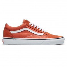 Vans Old Skool Shoes - Autumn Glaze/True White
