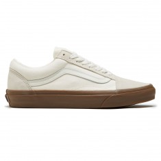 Vans Old Skool Shoes - White/Gum