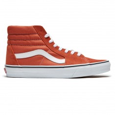 Vans Sk8-Hi Shoes - Autumn Glaze/True White