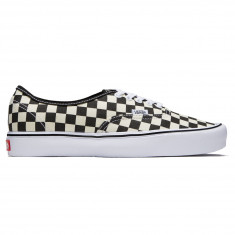 Vans Authentic Lite Shoes - Black/White Checkerboard