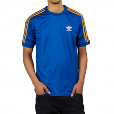 Adidas Clima Club Jersey - Collegiate Royal/Tactile Yellow