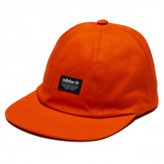 Adidas Mod 6 Panel Hat - Collegiate Orange