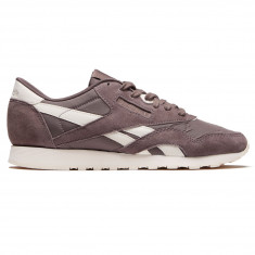 Reebok Classic Nylon Shoes - Almost Grey/Pale Pink
