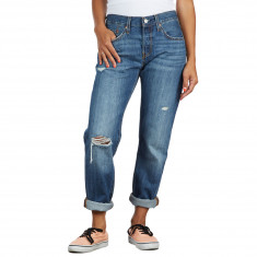 Levi's Womens 501 Taper Jeans - Simple Life