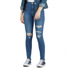 Levi's Womens 720 High Rise Super Skinny Jeans - Hometown Blue