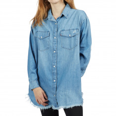Levi's Womens Naza Oversized Shirt - Splish Slash