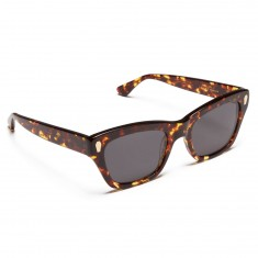 Crap Eyewear Cosmic Highway Sunglasses - Gloss Dark Tortoise Acetate