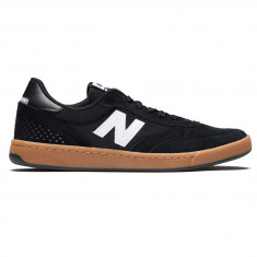New Balance 440 Shoes - Black/Gum