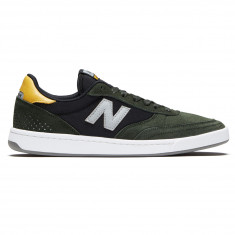 New Balance 440 Shoes - Forest/Black