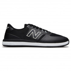 New Balance 420 Shoes - Black/White