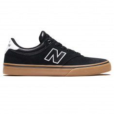 New Balance 255 Shoes - Black/Gum