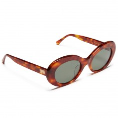 Crap Eyewear Love Tempo Sunglasses - Havana Tortoise Acetate