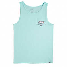 Vans Retro Tri Pocket Tank Top - Mint