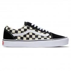 Vans Old Skool Lite Shoes - Black/White Checkerboard