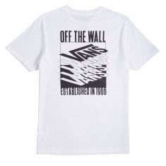 Vans Stacked Up T-Shirt - White