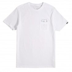 Vans Ameri Can Pocket T-Shirt - White