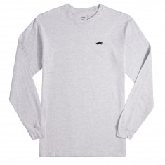 Vans Salton Basic Long Sleeve T-Shirt - Ash Heather