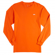 Vans Salton Basic Long Sleeve T-Shirt - Flame