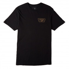Vans Full Patch Back T-Shirt - Black/Dirt