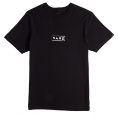 Vans Easy Box T-Shirt - Black