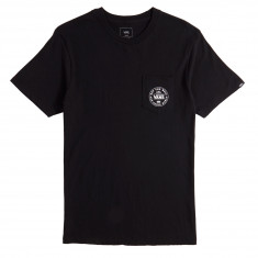 Vans The Original 66 Pocket T-Shirt - Black
