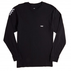 Vans Side Check Long Sleeve T-Shirt - Black