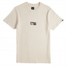 Vans Vintage Square Root T-Shirt - Raw Cotton