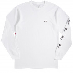 Vans Trujillo Long Sleeve T-Shirt - White