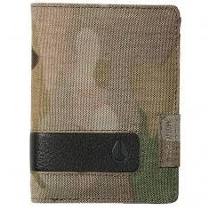 Nixon Showup Card Wallet - Multicam