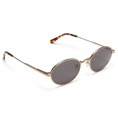 Crap Eyewear New Riddim Sunglasses - Brushed Gold Wire/Tokyo Tortoise Rims & Tips