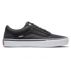 Vans Old Skool Pro Shoes - Forged Iron