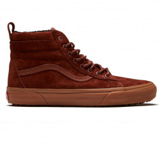 Vans Sk8-Hi MTE Shoes - Sequoia/Gum