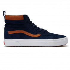 Vans Sk8-Hi MTE Shoes - Suede/Dress Blues