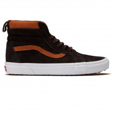 Vans Sk8-Hi MTE Shoes - Suede/Chocolate Torte
