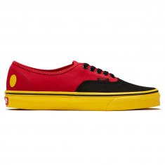 Vans x Disney Authentic Shoes - Mickey/Red/Yellow