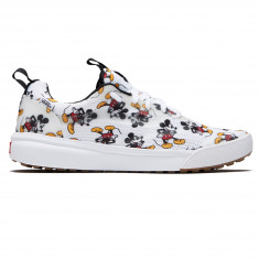 Vans x Disney Ultrarange Rapidweld Shoes - Mickey Mouse/White