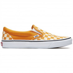 1cd357806d8d00 Vans Classic Slip-On Shoes - Dark Cheddar True White