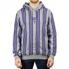 Adidas x Hardies Hoodie - Core Heather/Collegiate Purple