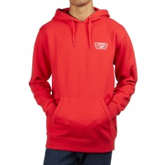 Vans Full Patched Hoodie - Racing Red