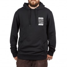Vans High Type Hoodie - Black