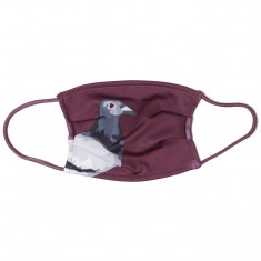 Staple Pigeon Facemask Accessories - Burgundy