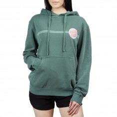 Santa Cruz Womens Other Dot Hoodie - Pigment Alpine Green