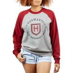 Vans x Harry Potter Womens Hogwarts Crew Sweatshirt - Grey Heather