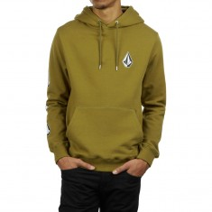 Volcom Deadly Stones Hoodie - Sonic Green