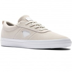 Diamond Supply Co. Icon Shoes - White Suede