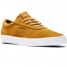 Diamond Supply Co. Icon Shoes - Light Brown Suede