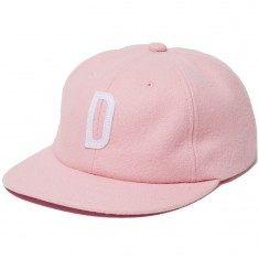 Diamond Supply Co. Home Team Unstructured Snapback Hat - Pink